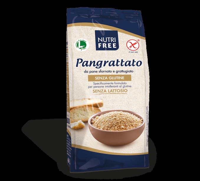 Nutrifree Pangrattato 500g